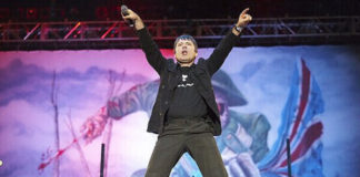 COVID Cancels Bruce Dickinson Spoken Word Tour Dates