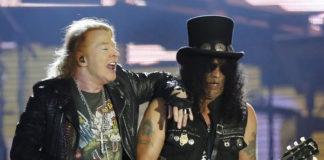 Guns N' Roses Release New Track Absurd