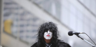 KISS Show Postponed After Paul Stanley Tests COVID Positive