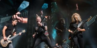 Metallica to Offer Virtual Guitar Lessons