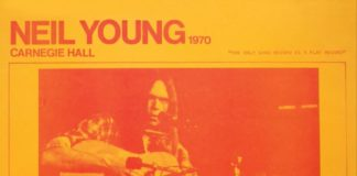 Neil Young Announces Official Bootleg Series 'Carnegie Hall 1970'