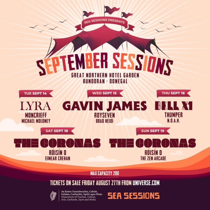 Sea Sessions Announce A Series Of Live Shows For Bundoran