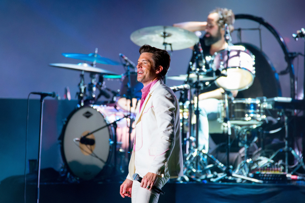The Killers Jammed Backstage at Cancelled NYC Gig