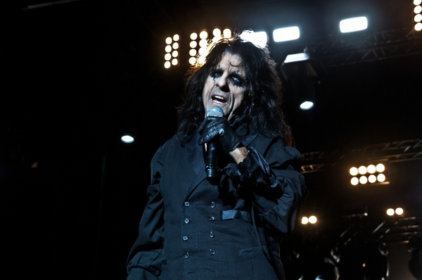 Alice Cooper and The Cult to Tour Together Next Year