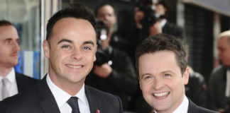 """""""Ant and Dec"""""""