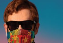 "Elton John Announces New Album ""The Lockdown Sessions"""