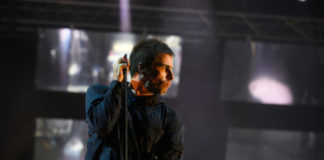 Liam Gallagher Injured After Falling From Helicopter
