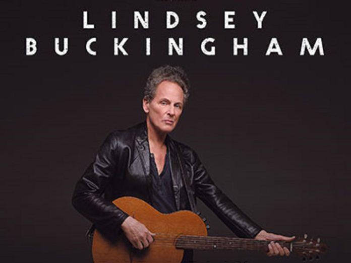 Lindsey Buckingham To Bring Solo Tour To Dublin