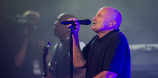Phil Collins Unable to Play Drums Due to Health Issues