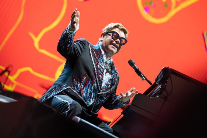 Sir Elton John Forced To Postpone Farewell Yellow Brick Road Tour After Fall