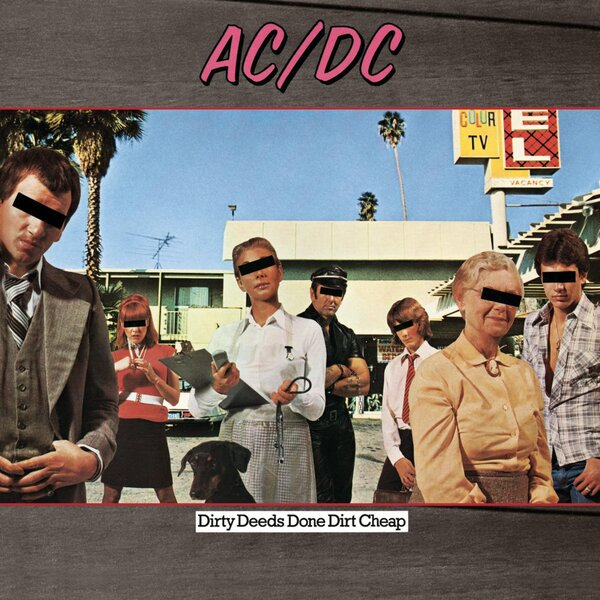 The Classic Album at Midnight – AC/DC's Dirty Deeds (Done Dirt Cheap)