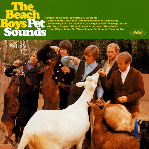 The Classic Album at Midnight – The Beach Boys' Pet Sounds