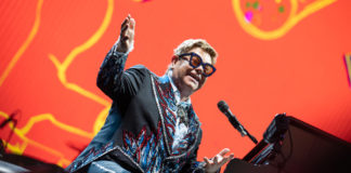 Elton John Enters the US Top 40 for First Time This Century While Setting New UK Chart Record