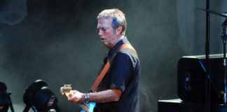 Eric Clapton Donated £1000 and His Van to Anti-Lockdown Group