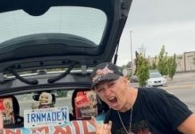 """""""Iron Maiden"""""""
